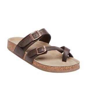 Steve madden girl bryceee size 10 womens sandals